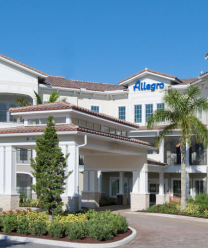 Allegro Parkland, Florida community